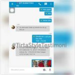 Bukti Transfer Grosir Peralatan Dapur Surabaya