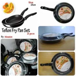 Frypan Maspion Set Isi 2