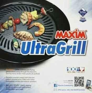 Maspion Maxim Ultra Grill