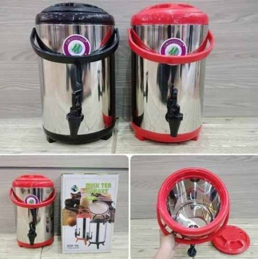 Milk Tea Bucket 10L