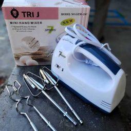 Minihand Mixer Pembuat Roti