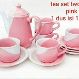 Teas Set Two Tone