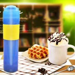 Travel Mug Portable French Press Coffee Maker 300ml