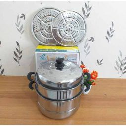 Multi Phurpose Steamer 30 Cm 3 Layer Jagoo