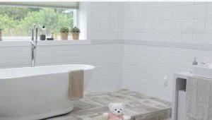 Peralatan Rumah Tangga kamar mandi