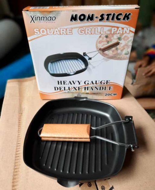 Wajan Panggang Grill Pan