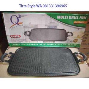 Peralatan Masak Multi Grill Pan Q2