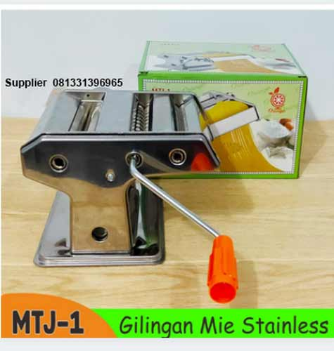 Supplier Mesin Pembuat Mie
