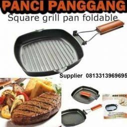 Grill Pan Panci Panggang