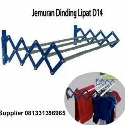 Jemuran Dinding Lipat Minimalis