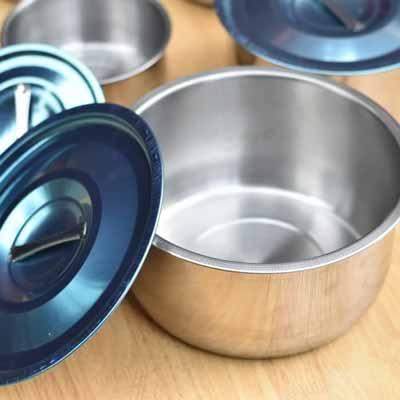 Jual Panci Stainless Steel murah