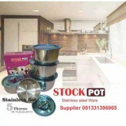 Panci Stainless Steel Berkualitas