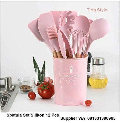 Spatula Set Silikon FAss01