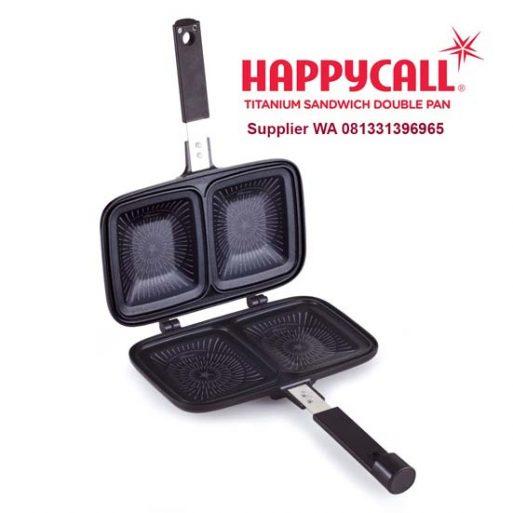 Happycall Sandwich Double Pan Murah