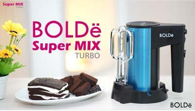 Mixer Bolde Turbo