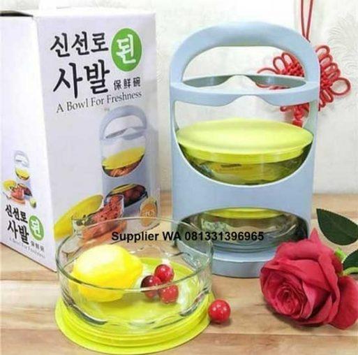 Rantang Kaca Korea FAkk01
