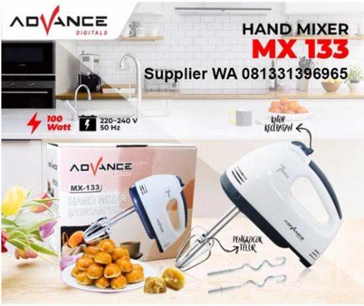 Termurah Hand Mixer Advance MX 133