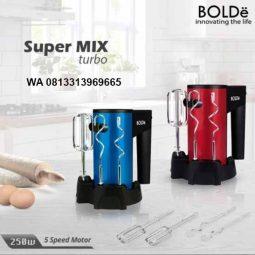 Turbo Mixer Bolde Super Mix FAsm01