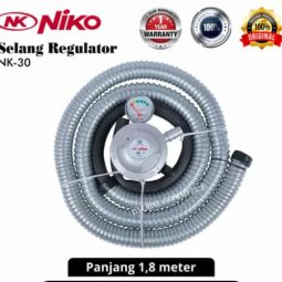 Niko Regulator Selang Gas LPG NK-30X
