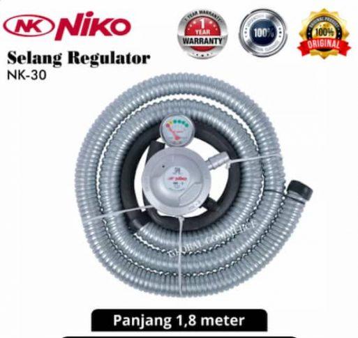 Niko Regulator Selang Gas LPG NK-30X