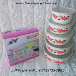 Mixing Bowl Set Motif Ori GSF