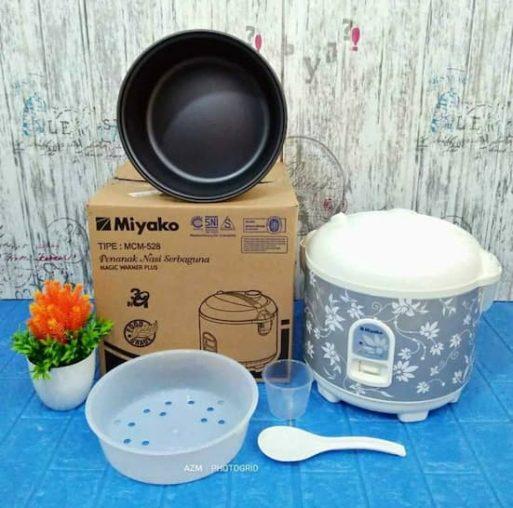 Penanak Nasi Miyako MCM528