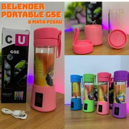 Portable Blender Kecil Mini