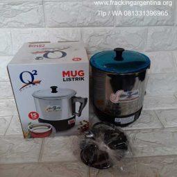 Mug Listrik Q2 15 cm