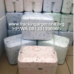 Box Penyimpanan Styrofoam Warna