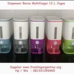 Dispenser Beras Multifungsi 12 Liter Jagoo