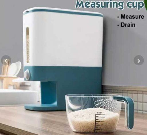 Dispenser Beras Multifungsi merk terbaik