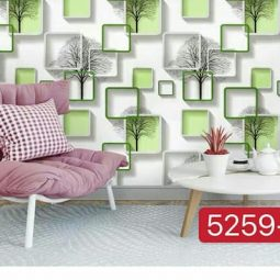 Wallpaper Sticker Dinding Keren