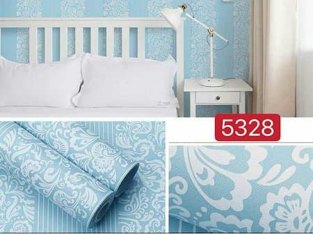 wallpaper sticker roll murah