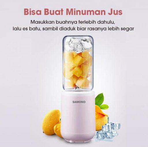 Blender Juicer Portable Serbaguna