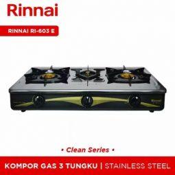 Kompor Gas Rinnai 3 Tungku