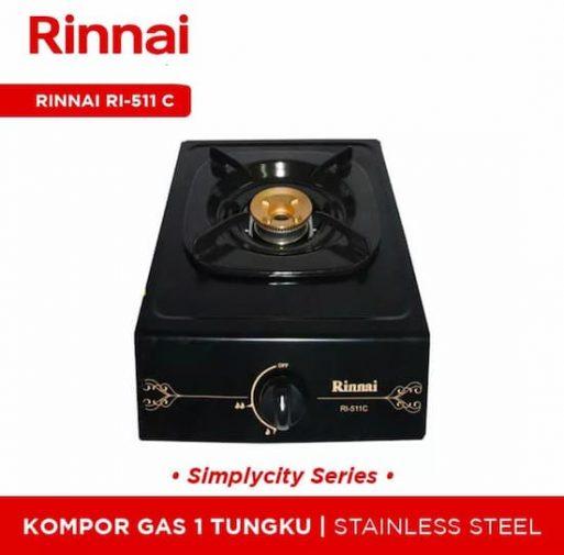 Rinnai Kompor Gas 1 Tungku