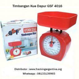 Timbangan Kue Dapur GSF 2 kg
