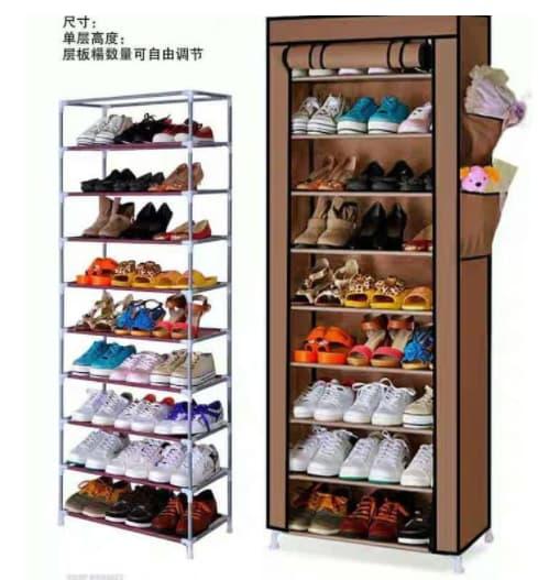 harga rak sepatu plastik termurah