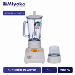 Miyako Blender Plastik BL-101 Terbaik
